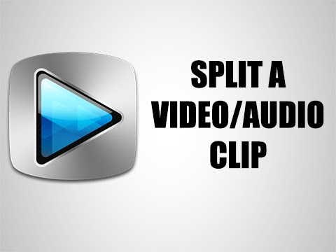 ★How To Split A Video/Audio Clip   Sony Vegas Pro   Voice Tutorial (HD)★