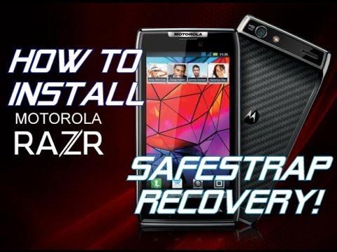 Safestrap GUIDE for RAZR/RAZR MAXX/BIONIC/Droid 4 by .:Hrishi21007™:.