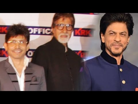 Kamaal R Khan's Review For Happy New Year  With Amitabh Bachchan