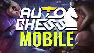 AUTO CHESS MOBILE GAMEPLAY ( ZIZOUQI )