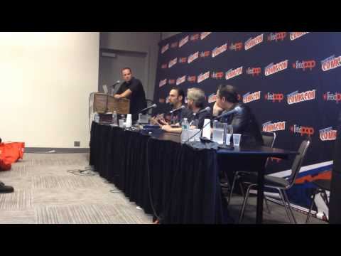 NYCC14 - Evolution of the Action RPG panel