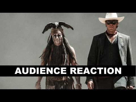 The Lone Ranger 2013 Movie Review : Beyond The Trailer