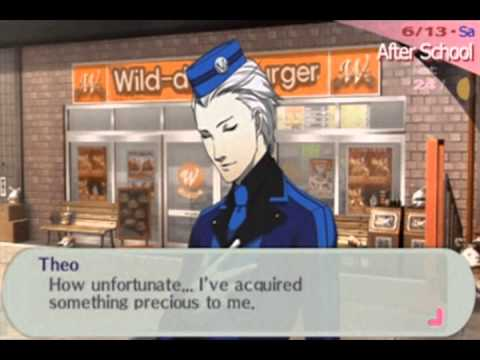 persona 3 dating theo