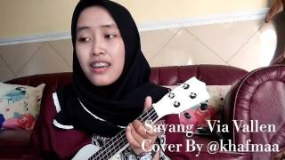 download lagu Sayang Via Vallen  Ukulele Cover gratis
