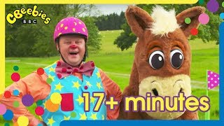 Mr Tumble's Animal Friends | +17 Minutes Compilation