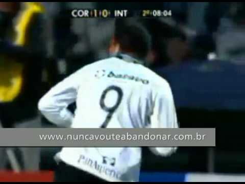 Ronaldo Corinthians 3x1 Santos Timão 2 X Internacional Narrados Pelo Galvão Bueno video