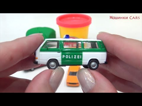 Learn colors for kids with Play Doh end Cars / Educational video for Children Toddlers Babies