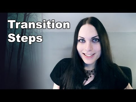 Stages Of Transitioning   Transgender   Transsexual