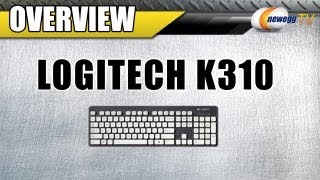 Newegg TV_ Logitech Washable Keyboard K310 Washable Keyboard Overview