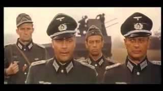 Battle of Sutjeska, Yugoslavia, 1943 (Pt 1) -- German commanders confer