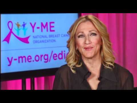 Edie Falco Talks 'Nurse Jackie,' Breast Cancer