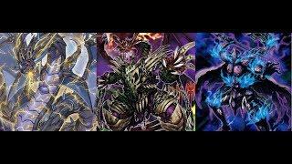 Yu-Gi-Oh! Danger! Orcust Guardragon Thunder Dragon Colossus + 6 Negates/Interruptions Post DANE