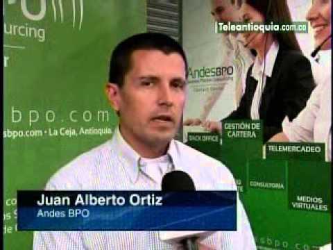 El único callcenter de Colombia en una ciudad no capital funciona en la Ceja