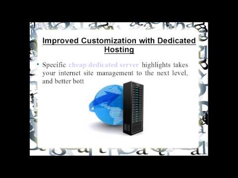 Security with Dedicated Server