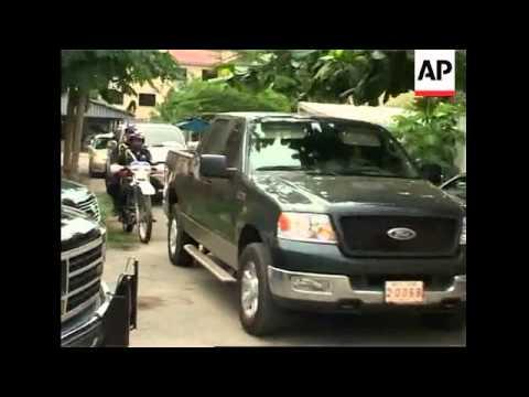 Genocide tribunal arrests fmr Khmer Rouge head of state