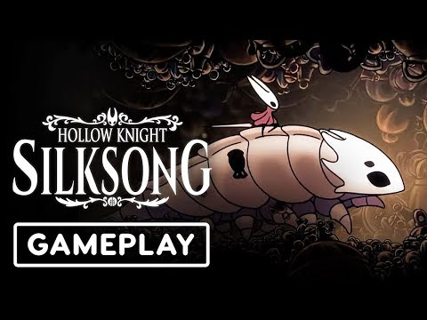 Hollow Knight: Silksong - 16 Minutes of Gameplay (Midgame) at E3 2019