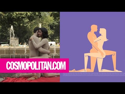 Sex Positions Attempted By Real People Pt. 2   Cosmopolitan video