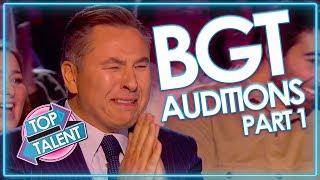 Britain's Got Talent 2019   Part 1   Auditions   Top Talent