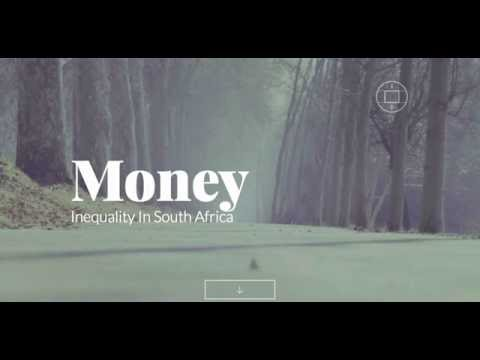 Inequality In South Africa [Out July 4, 2016]