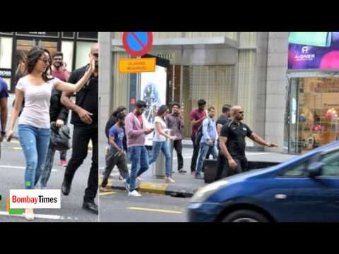 OMG! Shraddha Kapoor Causes Traffic Jam in Malaysia