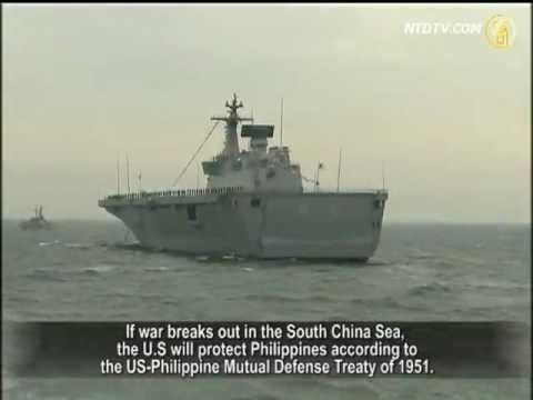 South China Sea Confrontation Continues