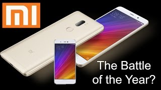 Xiaomi Mi5s vs Xiaomi Mi5s Plus - The Battle of the MEGA Flagships from China