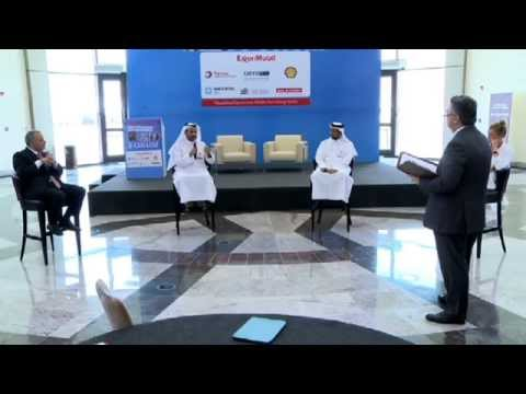 "The Gulf Intelligence Qatar Energy R&D Forum, ""Crossover Technologies"" Part 2 of 3"