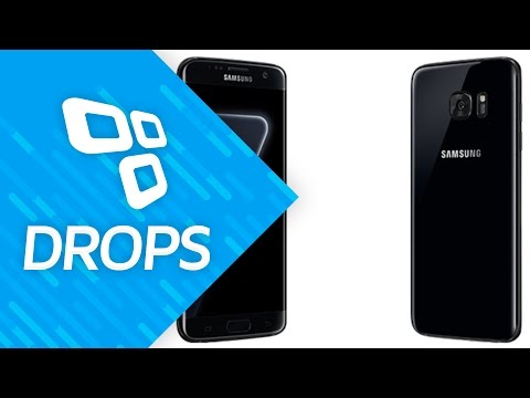 Galaxy S7 Edge ganha cor 'Jet Black'; mas ela se chama 'Black Pearl' – Drops
