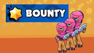 Brawl Stars: Insane Bounty Gameplays!