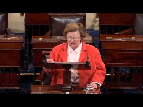 Mikulski Calls for Continued Action to Bring Boko Haram Terrorists to Justice