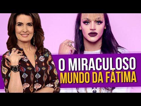 O Miraculoso Mundo da Fátima - Entrevista Pabllo Vittar thumbnail