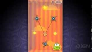 Cut the Rope windows phone 8 game Trailer  & Download