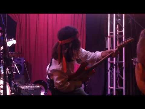 Star Spangled Banner (Jimi Hendrix Tribute) by Andrew Caballero & School of Rock Las Vegas West
