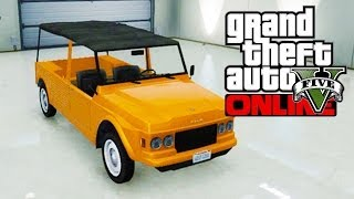 GTA 5 Online - New Vehicles & Weapons from Beach Bum DLC! (GTA V)