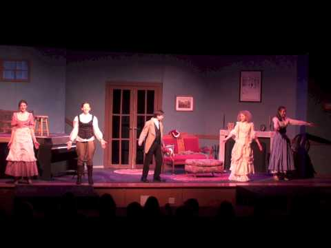 Madison Country Day School - Little Women Musical