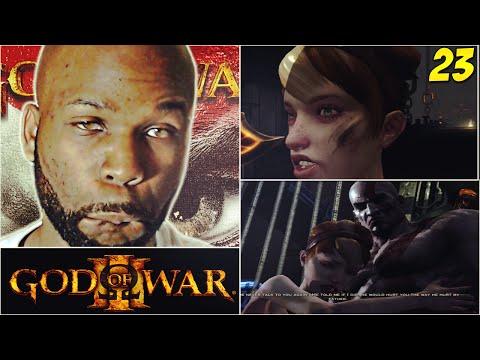 God Of War 3 Gameplay Walkthrough Part 23 - Diabolical Box & Pandora video