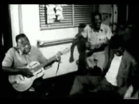 Bukka White Old Lady Blues