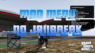 GTA 5 ONLINE 1.26 / 1.27 - MOD MENU | NO JAILBREAK! | on OFW PS3 | *UPDATED* [GER / ENG]