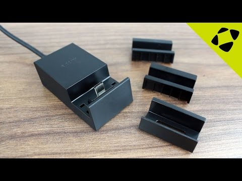 Official Sony DK60 USB C Dock Review - Hands On