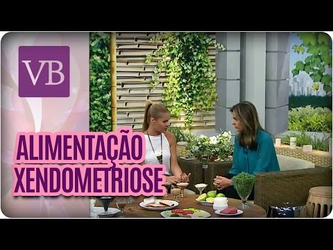 Você Bonita - Alimentação x Endometriose x Menopausa (28/01/16)