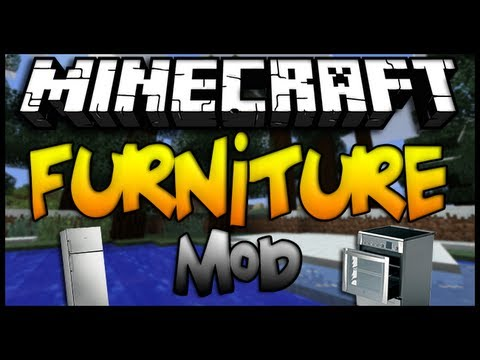 Minecraft 1.6.4 - Como instalar FURNITURE MOD - CLIENT & SERVER - ESPAÑOL