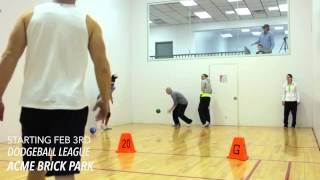 Acme Brick Park - Extreme Dodge Ball League