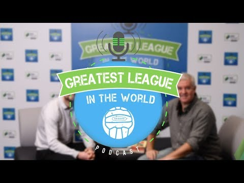 #GreatestLeagueInTheWorld podcast - 2019 First Division preview