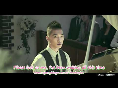 [mv] Tae Yang  Wedding Dress    English Subbed   Romanization    Hd Widescreen Quality.flv video