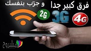 كيفية تقوية اشارة 2G/3G/4G في هاتفك بشكل كبيييير جدااا و تسريع الإنترنت