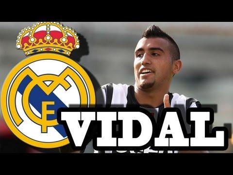 ARTURO VIDAL zu REAL MADRID ? Neues WAHNSINN Angebot - 50 Millionen [ Fussball Transfer ]