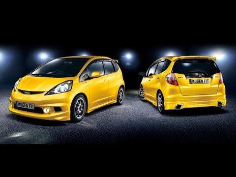 2014 Thailand New Honda Jazz Review