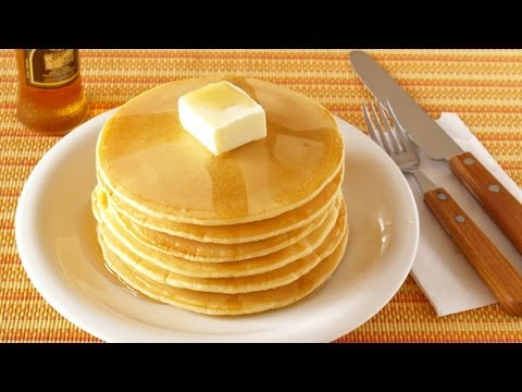 How to Make Pancakes From Scratch (Homemade Pancake) パンケーキの作り方 (レシピ) - OCHIKERON - CREATE EAT HAPPY