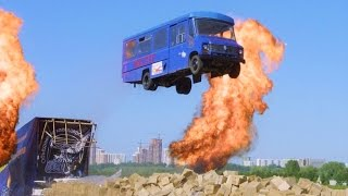 32 of the CRAZIEST Stunts Ever Performed