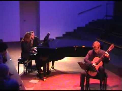 Castelnuovo-Tedesco: Fantasia - Goran Krivokapic&Corneli Smit (part II)
